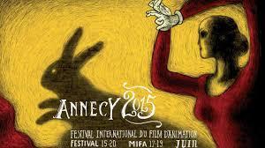 Lien vers le Festival international du cinéma d'animation d'Annecy