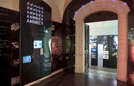 Musee du film d'animation - photo entrée