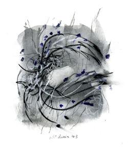 Petit dessin 43,  de la série Petits dessins, 2010
