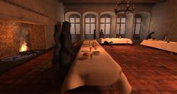 Le château d'Annecy au Moyen Age
