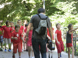Parcours culturels 2014 - Ecole Vaugelas - Classe de CE1 de Mme Carvalho-Dias
