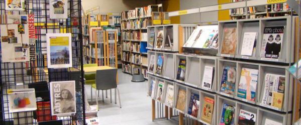 Le service Bibliothèque-Documentation