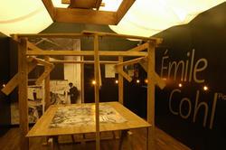 CITIA, espace Emile Cohl