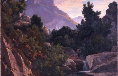 Le Mont Aiguille, Isère