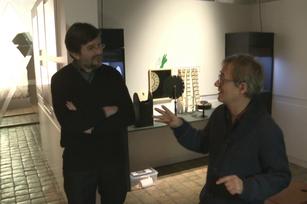 Georges Schwizgebel artiste en visite