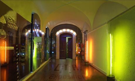 Visite virtuelle de l'exposition sur le cinéma d'animation